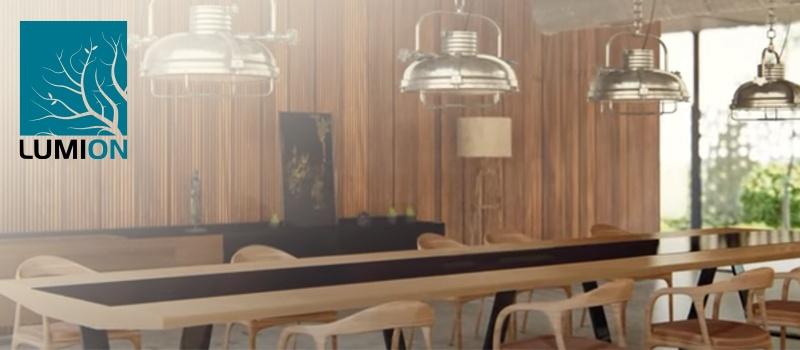 Lumion - Design no mundo real - Truques e dicas de renderização
