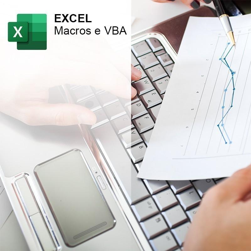 A utilização de macros de gravação e código VBA permite aos utilizadores de MS Excel criar rotinas ou pequenos programas que executam rapidamente uma serie de tarefas que normalmente são repetitivas para maximização das potencialidades do VBA.