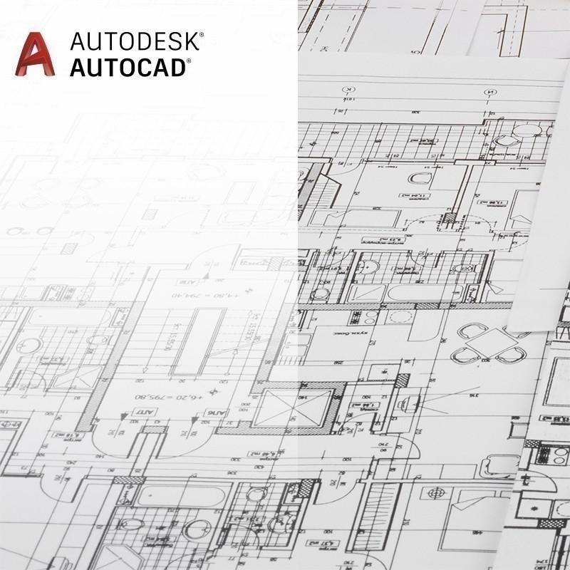 O AutoCAD é o programa de CAD mais utilizado em Portugal e no resto do mundo. Extremamente preciso e rigoroso, este programa permite explorar, sob a forma 2D ou 3D, todas as suas ideias, quer se trate de visualizar modelos conceptuais ou de gerar desenhos de construção.