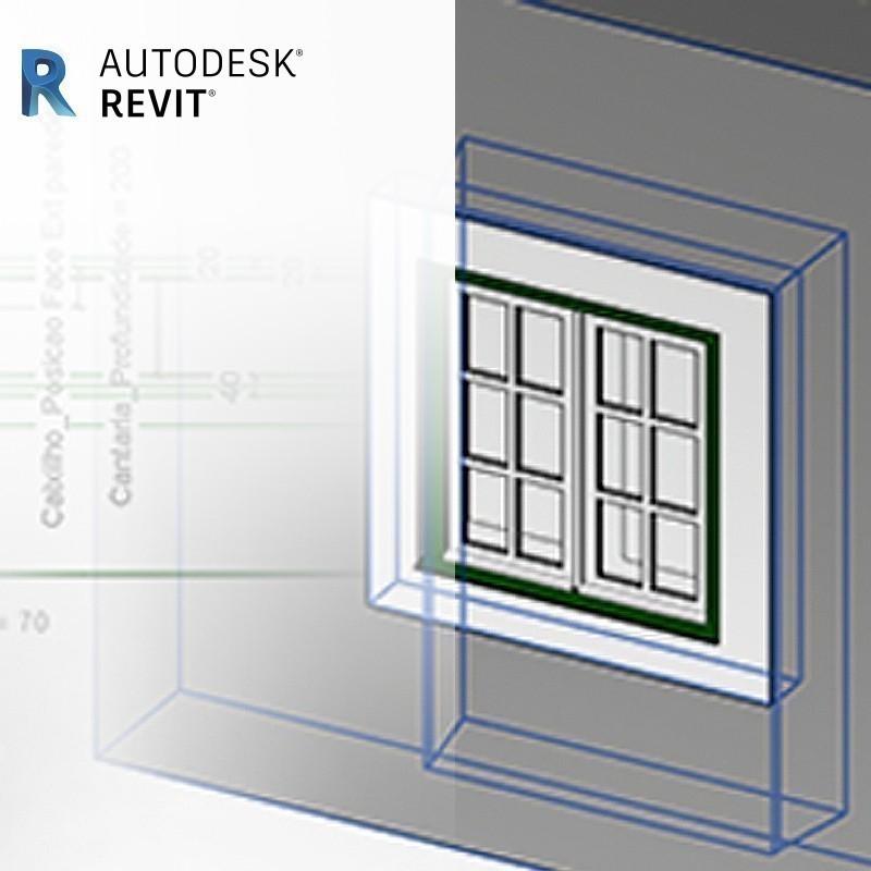 O Autodesk Revit é o programa charneira no que respeita à execução de projetos nas áreas de Arquitetura, Estruturas, AVAC, Eletricidade, Segurança, Águas e Esgotos.  A tecnologia subjacente a este programa, designada BIM (Building Information Model), tem por base a criação de um modelo 3D através de objetos paramétricos correspondentes a elementos construtivos (paredes, lajes, portas, pilares, etc.) e não a criação de desenhos baseados em linhas ou volumes abstratos, , como na tecnologia CAD.